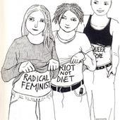 radical feminist...