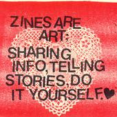 zines are art