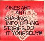 zines are art